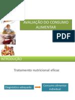 Avaliação Do Consumo Alimentar 2015