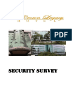 Security Survey Csms
