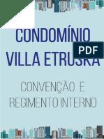 Convenção - Condomínio Villa Etruska