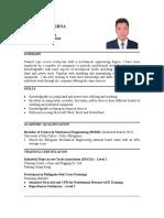 Vertical Access CV