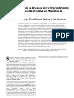Bricolage y Emprendimiento Social Understanding the Dynamics Between Social 34.en.es