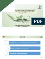 BAPPENAS Pendanaan non APBN untuk infrastruktur sektor Transportasi.pdf