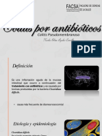 Colitis y Shigelosis