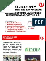 Planeamiento Tottus