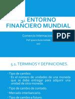 05-Entorno Financiero Mundial Clase
