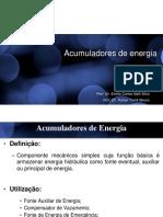 USP-Hid Acumuladores de Energia