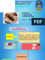 Diapositivas de Obligaciones de No Hacer