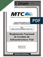 Reglamento Nacional de Gestión de Infraestructura Vial.pdf