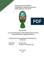 ejem´plo de tesis con escala de nelson ortiz y los juegos trad.