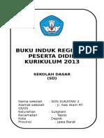 Buku Induk Register Kaper 2018