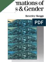 Beverley Skeggs - Formations of Class and Gender