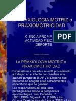 La Praxiologia Motriz