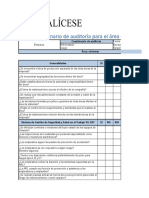 Cuestionario de Auditoria Para El Area de Sistemas