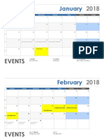 Teacher Planner 2018