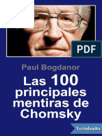 Las 100 Principales Mentiras de Chomsky