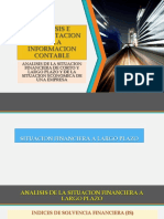 Analisis e Interpretacion de La Informacion Contable
