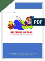 Dulceria Payaso