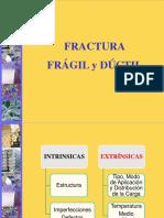 Fractura Ductil Fragil