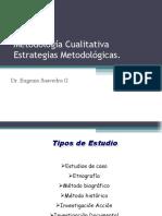 ESTRATEGIAS CUALITATIVAS