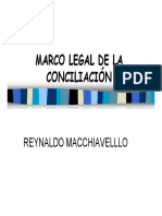 Ley de Conciliacion
