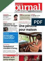 Le Journal 29 Aout 2010