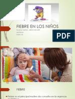 3. Fiebre en Los Niños