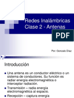 Redes Inalambricas Clase 3