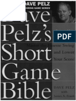 Golf Strategies- Dave Pelz's Short Game Bible