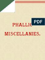 Phallic Miscellanies