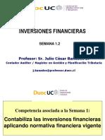 Clase 1.2 Inversiones Financieras
