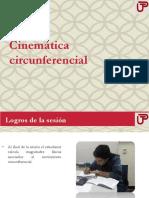 CINEMÁTICA CIRCUNFERENCIAL