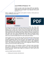 Reset Printer Canon IP1980 Di Windows