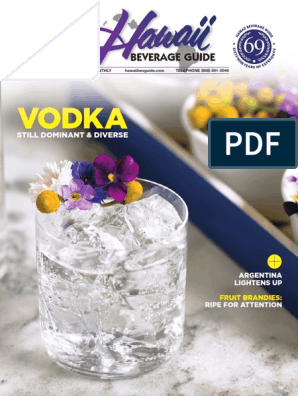 07 18hawaiibeverageguidedigitalbook Drink Alcohol