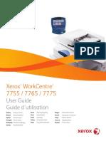 Xerox 7755