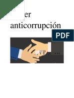 Taller Anticorrupción