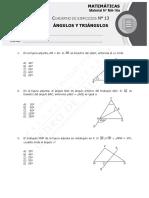 13-MA- MAE-16 - Ángulos y Triángulos - Santiago 2017 (7%)