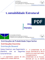 Modulo 2 d - Distribuicoes de Probabilidade