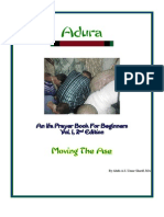 Prev_adura an IFA Prayer Book for Beginners
