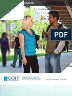 UOIT Graduate Studies Viewbook