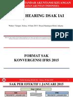 Public Hearing DSAK IAI