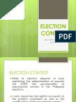 Election Contest Jmas