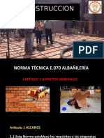 Albañileria Clase 02a