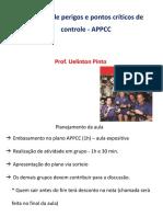 Appcc Aula Usp