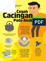 Flyer 2018 Anak Cacingan 15x21cm