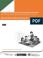 Manual Comite EDD