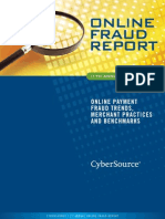 Online Fraud Report
