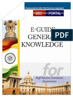 Free E Book General Knowledge for SSC Exam Www.sscportal.in