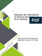 Manual Vigilancia Riesgos Psicosociales