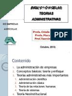 Clase Tema 1. 2012 Para Alumnos