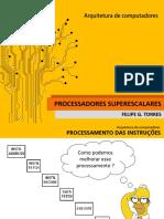 ARQSI05-processadores-superescalares